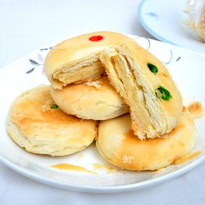 酥饼系列(蛋黄)